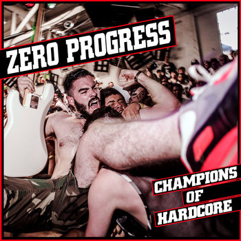 Champions of Hardcore cover art