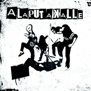 A La Puta Kalle cover art