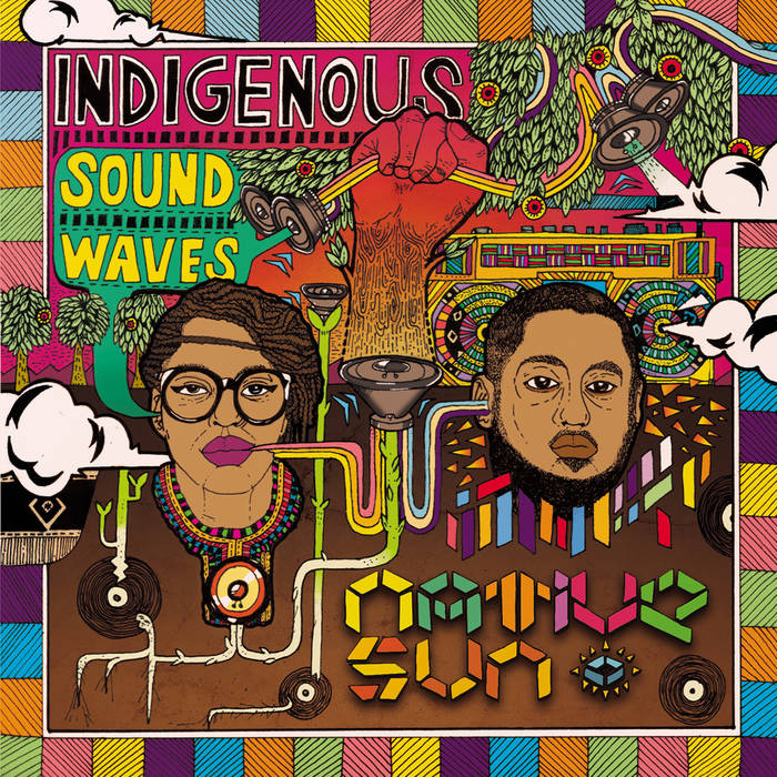 Indigenous Soundwaves cover art