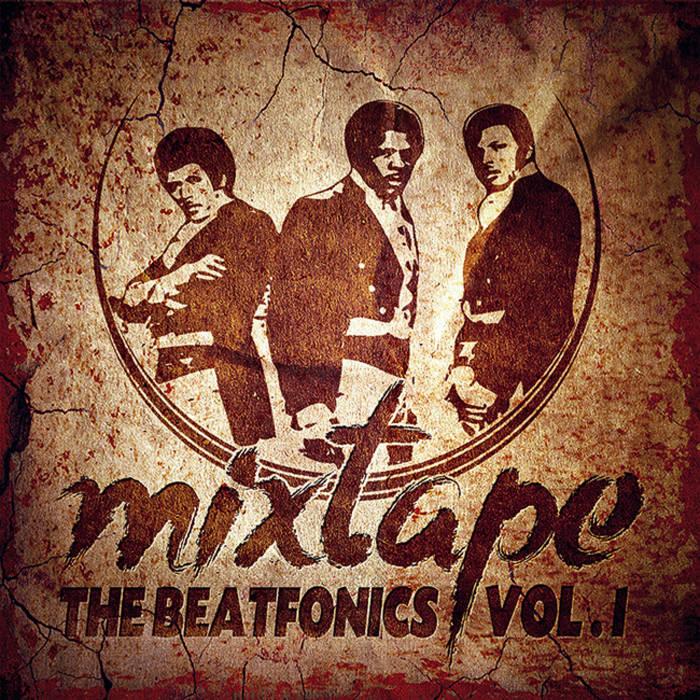 The Beatfonics Mixtape Vol 1. cover art