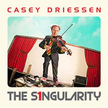 The Singularity cover art