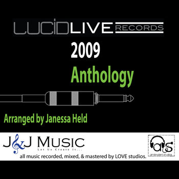 Lucid Live 2009 Anthology cover art