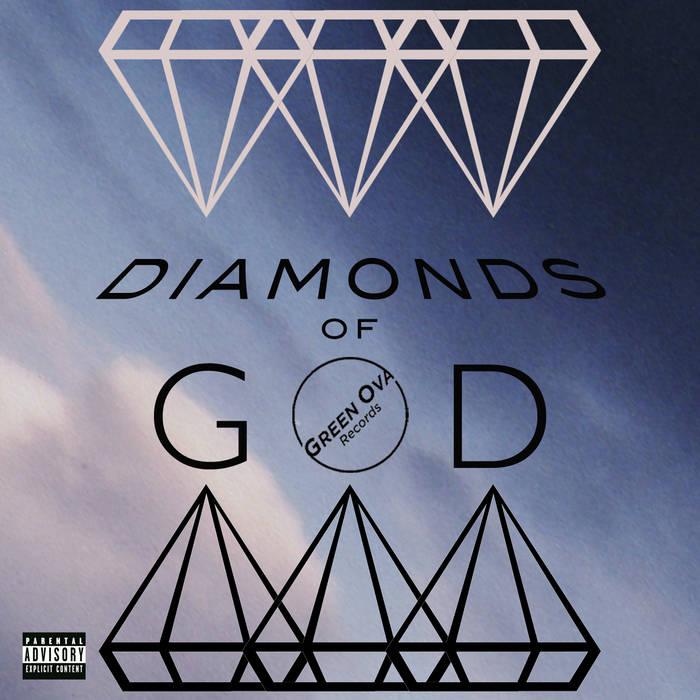 Diamonds Of God EP cover art