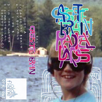 Cassette Brain cover art