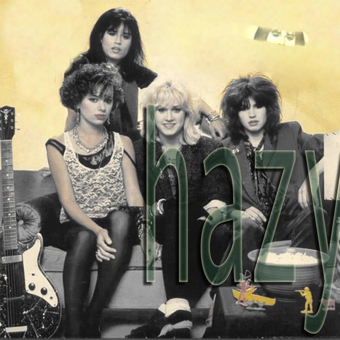 HAZY 85 cover art