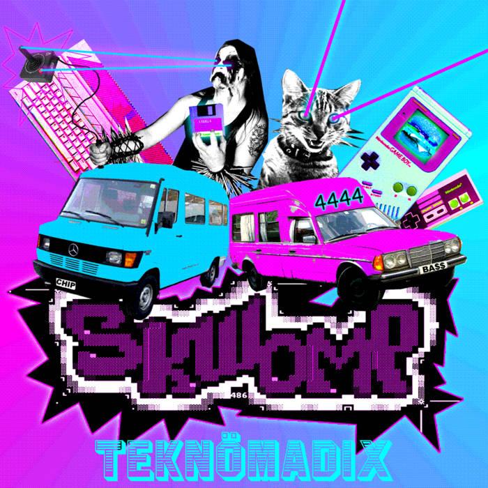 SKWØMP EP cover art