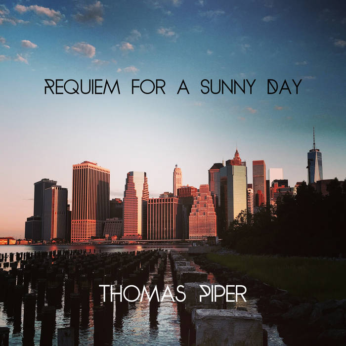 Requiem For A Sunny Day cover art