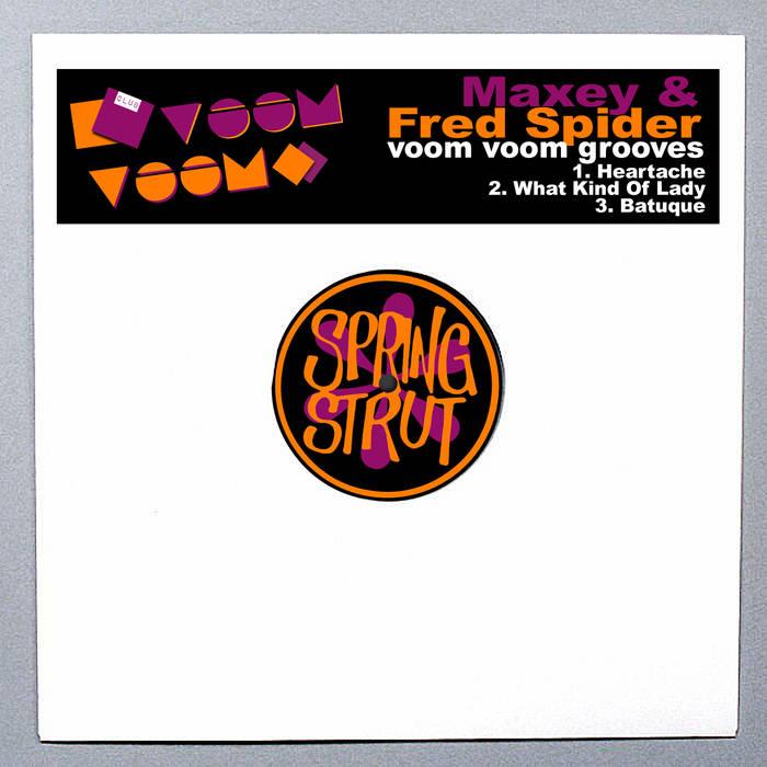 Voom Voom Grooves cover art