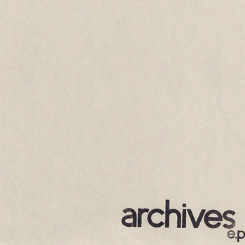 Archives (Demo 2010) cover art