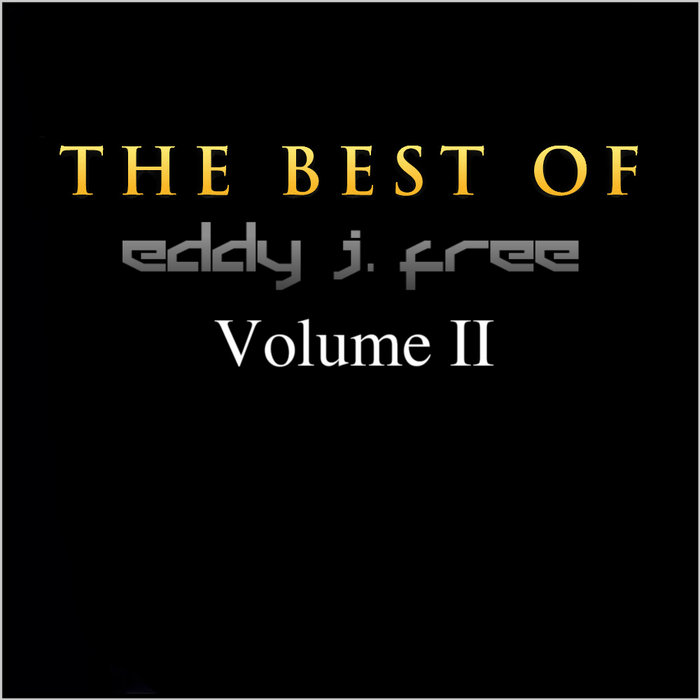 The Best of Eddy J. Free Vol. 2 cover art