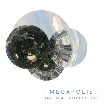 Megapolis EP cover art
