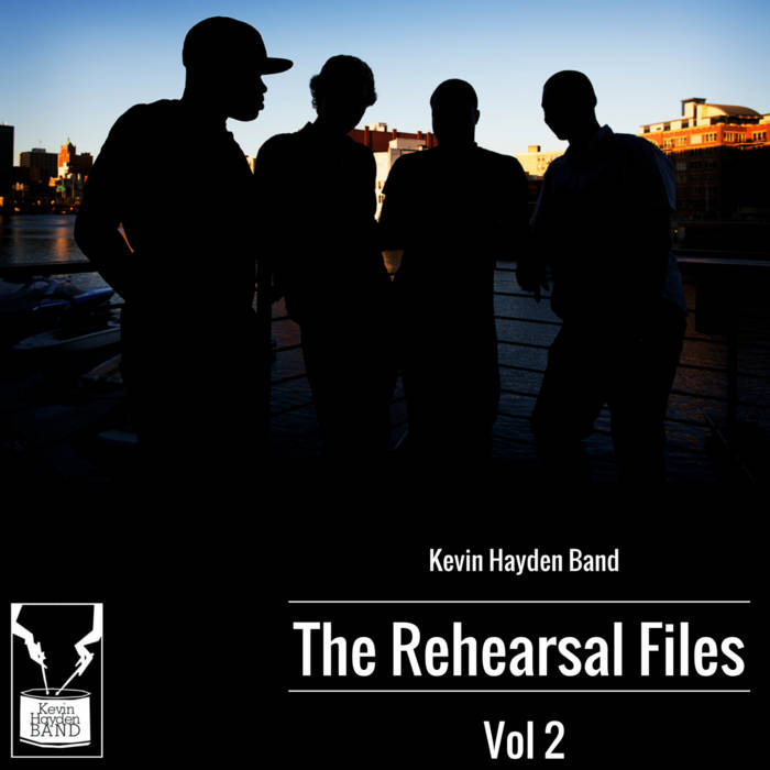 The Rehearsal Files Vol 2 cover art
