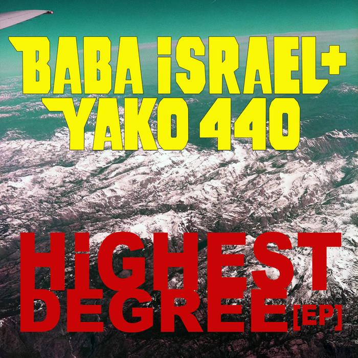 Highest Degree EP cover art