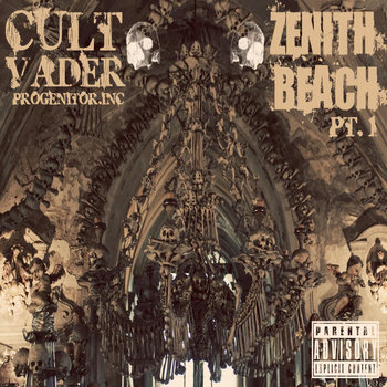 ZENITH BEACH PT.1 cover art