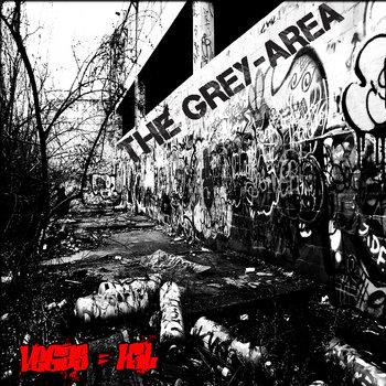 THE GREY-AREA (Clean Version) cover art