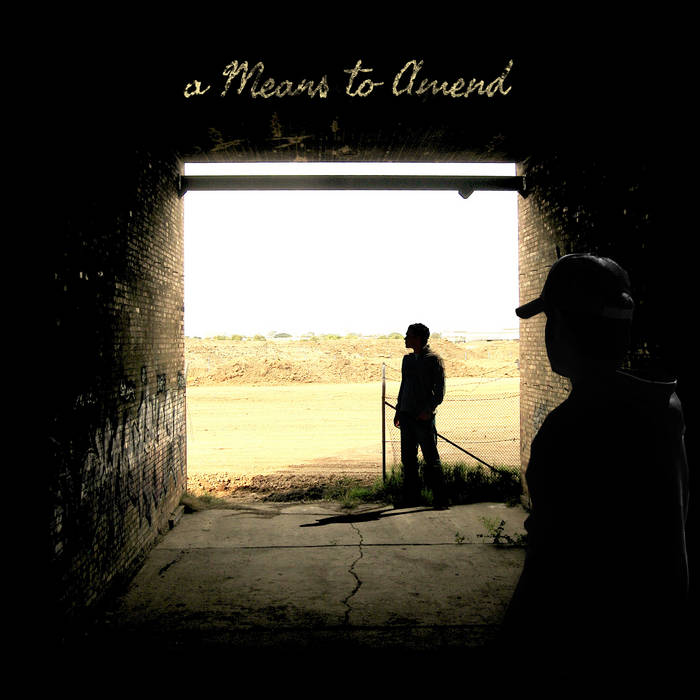 A Means to Amend cover art