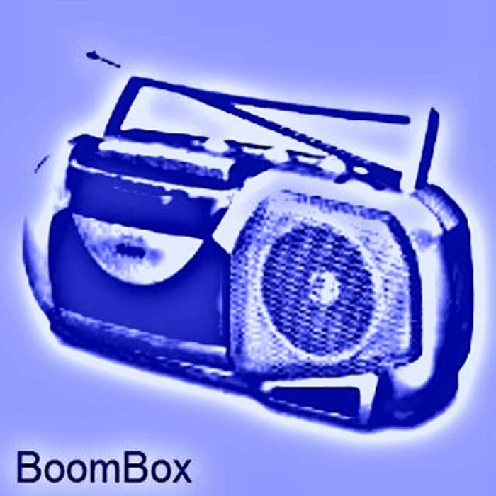 BoomBox cover art