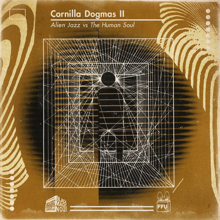 Cornilla Dogamas II Alien Jazz VS The Human Soul cover art