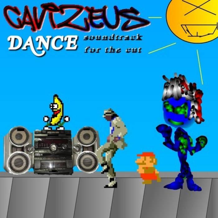 CaviZeus Dance OST cover art
