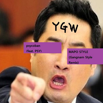 Mapo Style (Gangnam Style Remix) cover art
