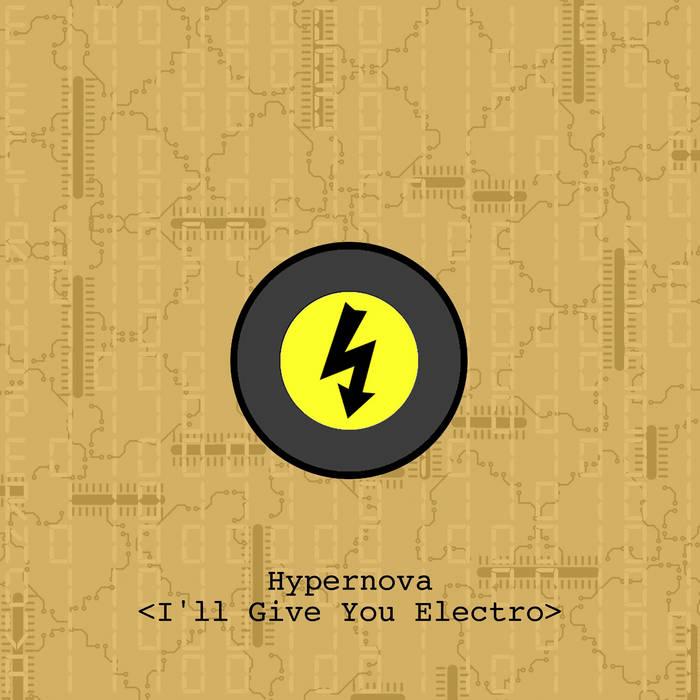 I'll Give You Electro cover art