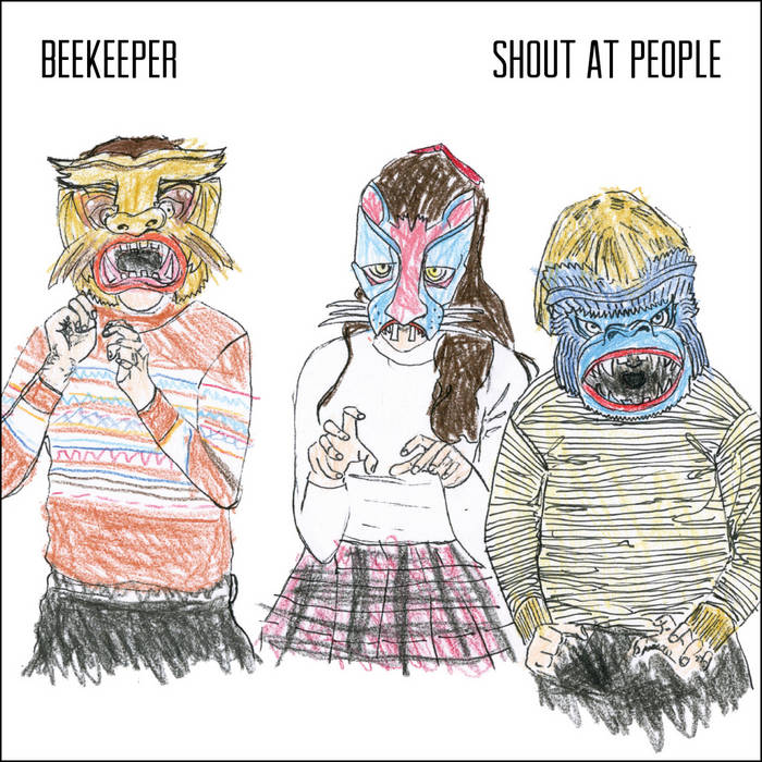 Shout At People cover art