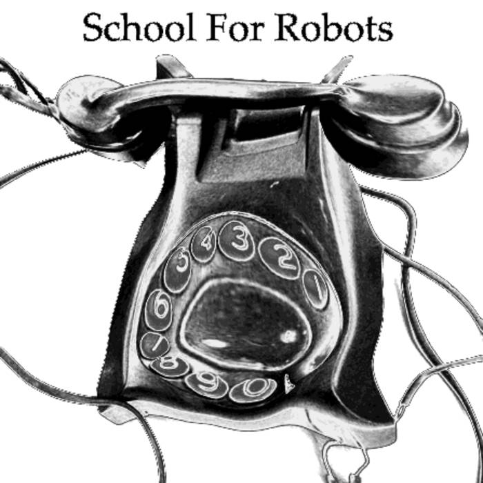 Telephone cover art