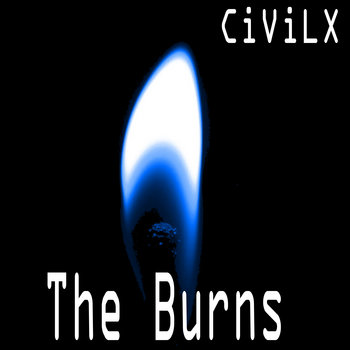 The Burns cover art