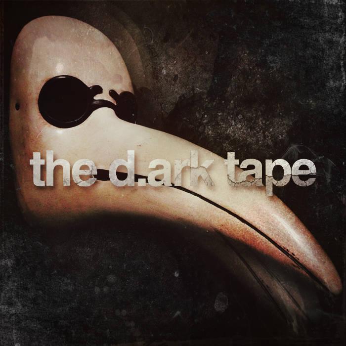 the d.ark tape cover art