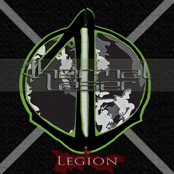 Legion cover art
