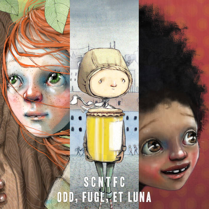 Odd, Fugl, et Luna cover art