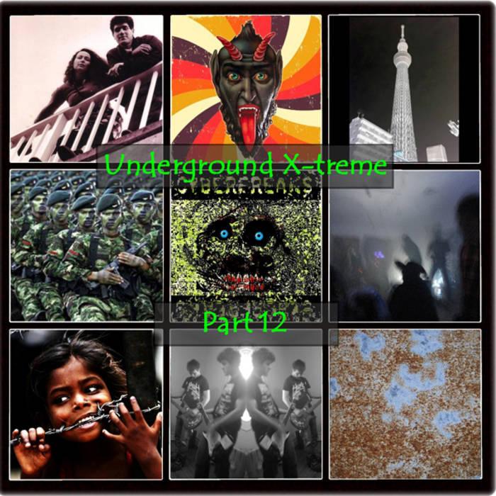 Underground X-treme Part 12 cover art