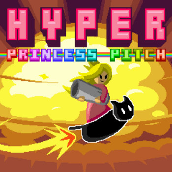 Hyper Princess Pitch Soundtrack cover art