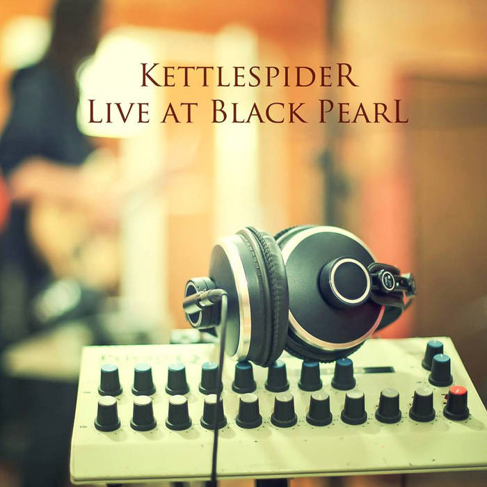 Kettlespider: Live At Black Pearl cover art