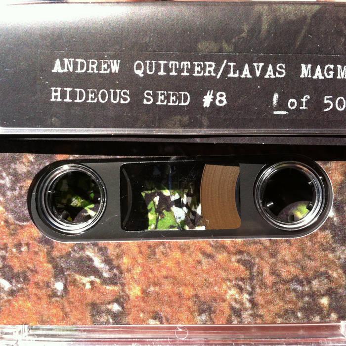 ANDREW QUITTER / LAVAS MAGMAS cover art