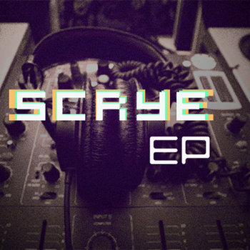 Scrye EP cover art