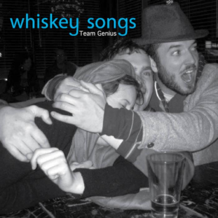 Whiskey Songs cover art