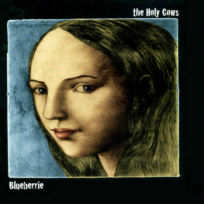 Blueberrie cover art