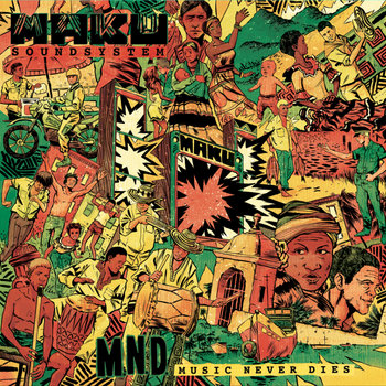 M.N.D. cover art