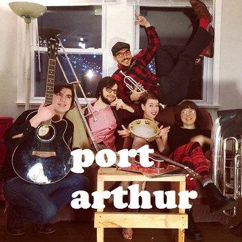 Port Arthur EP cover art