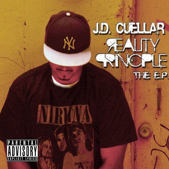 JD Cuellar - Reality Principle The E.P. cover art