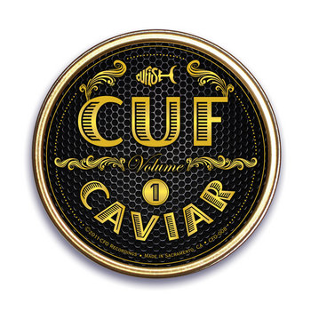 CUF Caviar Vol. 1 cover art
