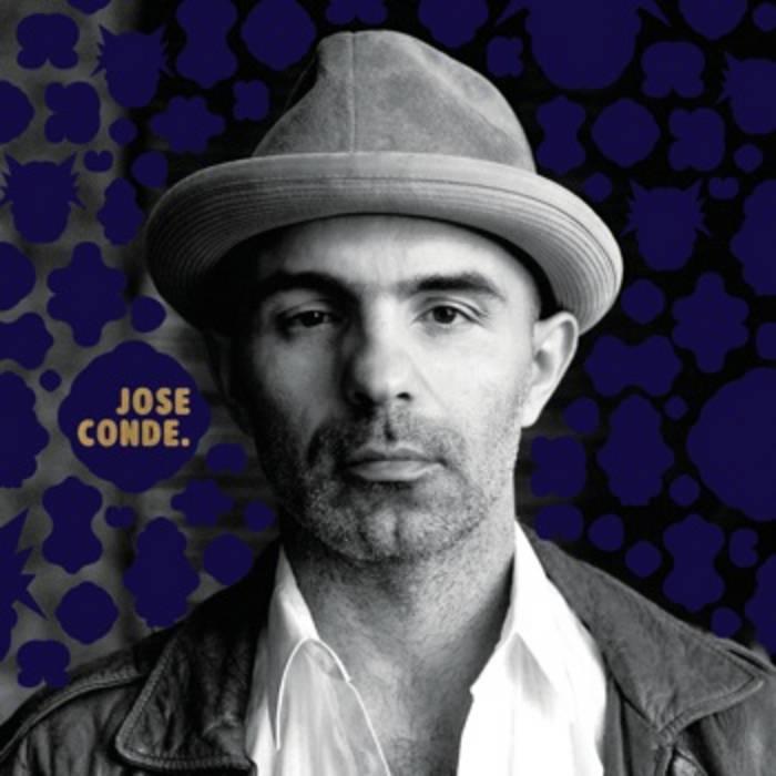 Jose Conde. cover art