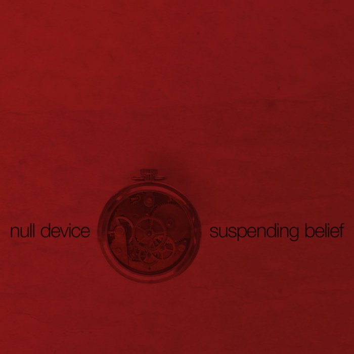 Suspending Belief cover art