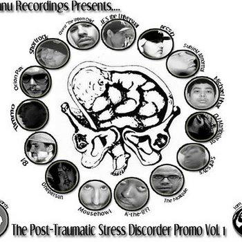 Paramanu Recordings Presents...The Post-Traumatic Stress Discorder Vol. 1 cover art
