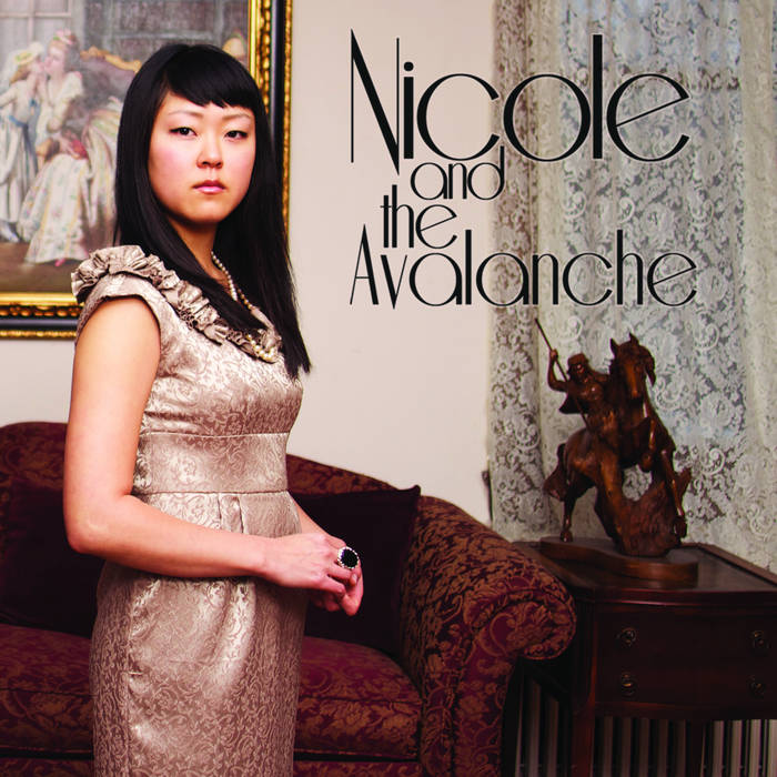 Nicole and the Avalanche EP cover art