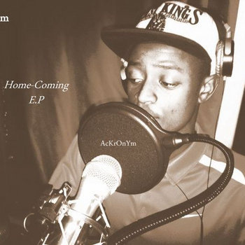 Home Coming_EP cover art