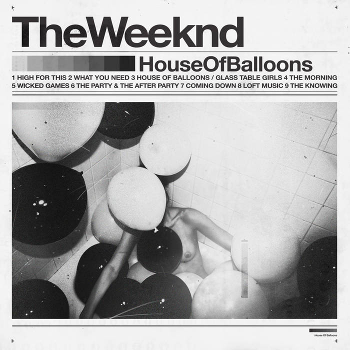 House of Balloons cover art