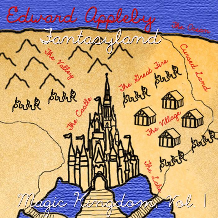 Fantasyland (Magic Kingdom, Vol. 1) cover art