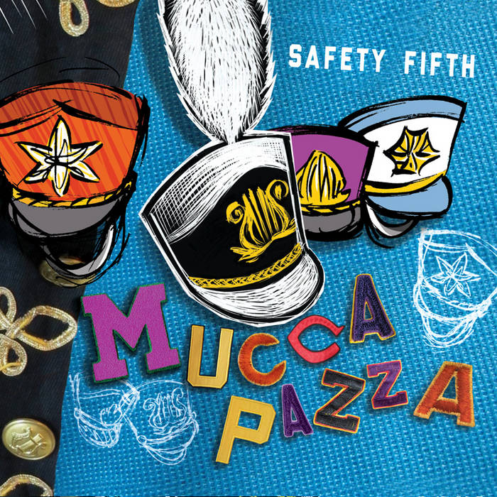 Safety Fifth cover art